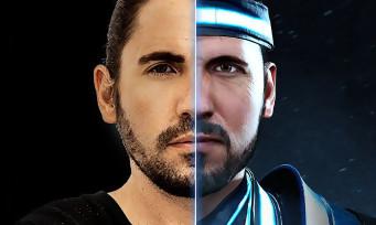 Mortal Kombat 11 : un skin dédié à la gloire du DJ Dimitri Vegas pour Sub-Zero, le voilà en image