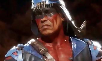Mortal Kombat 11 : Nightwolf débarque dans un trailer de gameplay ultra-gore