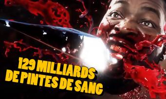 Mortal Kombat 11 : quelques statistiques impressionnantes depuis la sortie, des chiffres et du sang