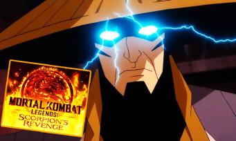 Mortal Kombat Legends : découvrez enfin le premier trailer du dessin animé R-Rated !