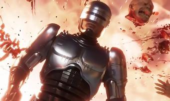 Mortal Kombat 11 : le gameplay de Robocop, de Fujin et de Sheeva, c'est bien gore comme il faut !