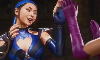 Mortal Kombat 11 : les Friendships ont droit à un trailer officiel, Why Can't We Be Friends ?