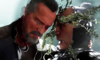 Mortal Kombat 11 : du gameplay bien brutal avec Robocop et le Terminator, ça déglingue sévère