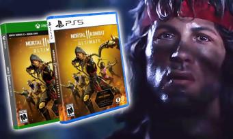 Mortal Kombat 11 : Rambo débarque dans le jeu, qui est aussi annoncé sur PS5 et Xbox Series X