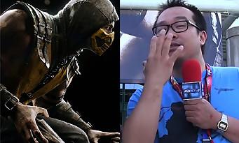 Mortal Kombat X : nos impressions pleines de sang et d'os brisés