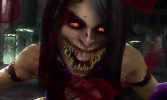 Mortal Kombat X : la Fatalité la plus hardcore du jeu est celle de Mileena