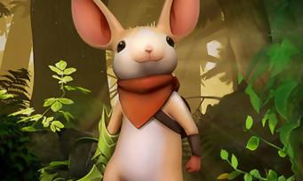 Moss : une longue vidéo de gameplay pour découvrir ce jeu d'aventure sur PSVR
