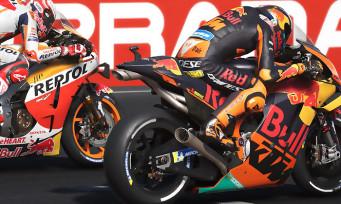 MotoGP 20 : 2 minutes de gameplay avec Rossi sur la piste du Mugello