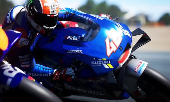 MotoGP 20 : le trailer de lancement est là et trace sa route à toute vitesse