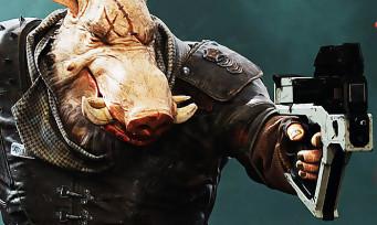 Mutant Year Zero : un trailer de lancement sauvage à l'esthétique léchée