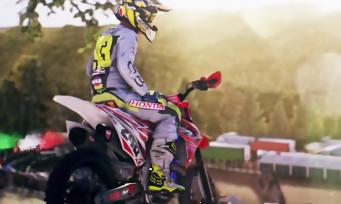 MXGP 3 : la simulation de motocross revient au printemps, voici la vidéo