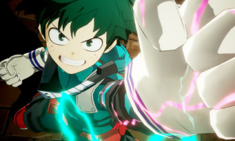 My Hero One's Justice : un trailer de gameplay qui cogne fort