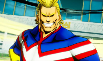 My Hero Academia One's Justice : All Might et Bakugo rejoignent le roster en images