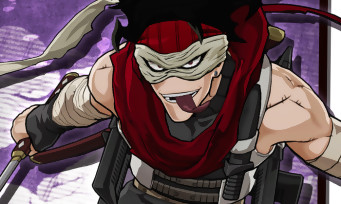 My Hero Academia One's Justice : Stain et Shota Aizawa prennent les armes en images