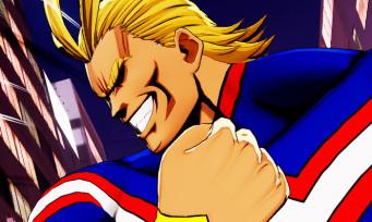 My Hero One's Justice 2 : un nouveau trailer survolté avec du gameplay dedans