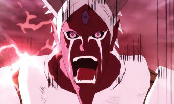 Naruto Shippuden Ultimate Ninja Storm 4 Road to Boruto : des images du combat avec Momoshiki