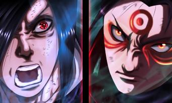 naruto ultimate ninja storm 4 gameplay madara vs hashirama