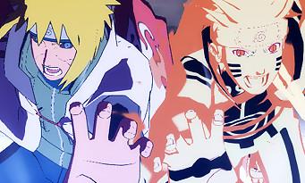 Naruto Shippuden Ultimate Ninja Storm Revolution : le 4ème Hokage en version réincarnée sera jouable !