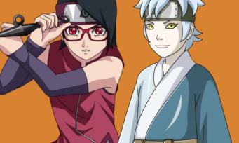 Naruto to Boruto Shinobi Striker : Sarada Uchicha et Mitsuki rejoignent le jeu, les premières images