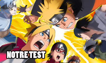 Test Naruto to Boruto Shinobi Striker : le Dragon Ball Xenoverse du pauvre ?