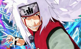 Naruto to Boruto Shinobi Striker : Jiraya fait son entrée au casting, un trailer croassant