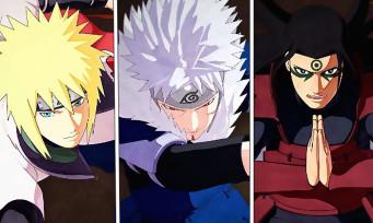 Naruto to Boruto Shinobi Striker : Minaot, Hashirama et Tobirama arrivent en DLC