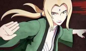 Naruto to Boruto Shinobi Striker : Tsunade arrive en perso DLC, voici son trailer de gameplay