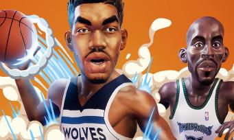 NBA 2K Playgrounds 2 : le jeu est disponible, voici le trailer de lancement
