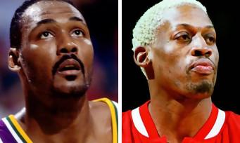 NBA 2K Playgrounds 2 : la mise à jour de Noël est dispo, Karl Malone et Dennis Rodman débarquent