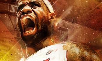 Test NBA 2K14 sur PS3 : le King est dans la place !