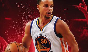 NBA 2K16 : les trois premières images du jeu se pointent à la gamescom 2015