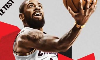 Test NBA 2K18 (PS4, Xbox One) : pour l'amour du beau jeu