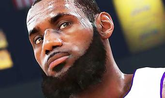NBA 2K19 : LeBron James se dévoile avec une première image in game