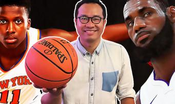 NBA 2K19 : on fête les 20 ans de la série avec Frank Ntilikina, le nouveau Tony Parker