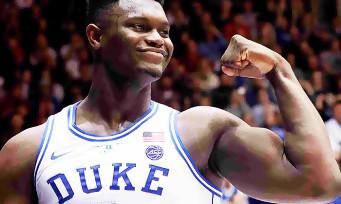 NBA 2K20 : Zion Williamson signe un accord avec 2K Games