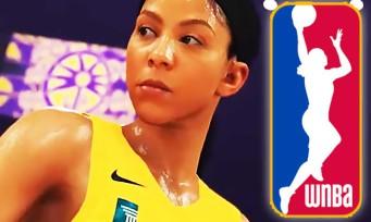 NBA 2K20 : la WNBA débarque dans le jeu, un trailer pour honorer ces dames