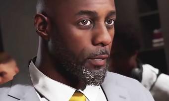 NBA 2K20 : un trailer bien stylé pour le mode carrière avec même Idris Elba à l'affiche