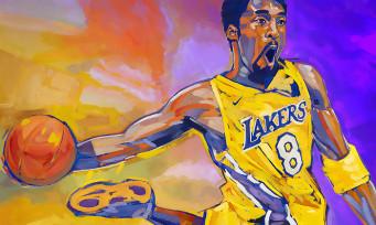 NBA 2K21 : un trailer pour l'édition Mamba Forever en hommage à Kobe Bryant