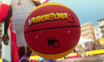NBA Playgrounds 2 : le jeu officiellement annoncé, découvrez le premier trailer