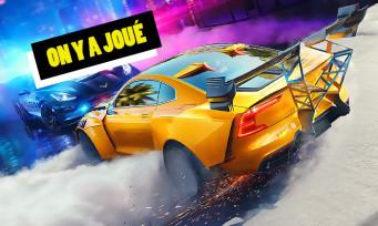 Need For Speed Heat : le retour aux sources tant attendu ? Nos impressions