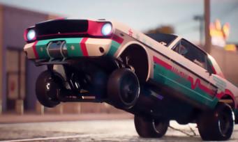 Need for Speed Payback :  Fortune Valley, l'open world du jeu, se dévoile en vidéo