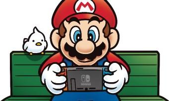 New Super Mario Bros. U Deluxe : un comparatif vidéo avec la version Wii U, ça change beaucoup graphiquement ?