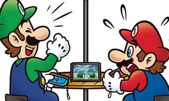 New Super Mario Bros. U Deluxe : une publicité en live action avec plein de cabrioles