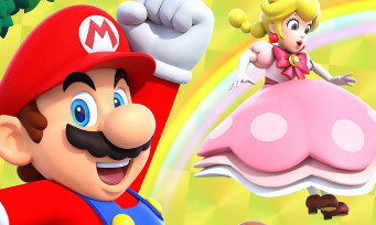 New Super Mario Bros. U Deluxe : un spot TV bien convivial pour préparer la sortie