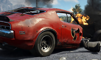 Next Car Game (FlatOut 4) : un échec sur Kickstarter mais un succès sur Early Access !
