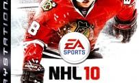 NHL 10 cogne en vidéo