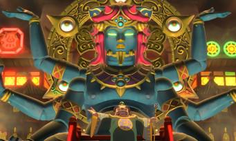 Ni No Kuni 2 : visitez la majestueuse ville de Goldpaw en vidéo