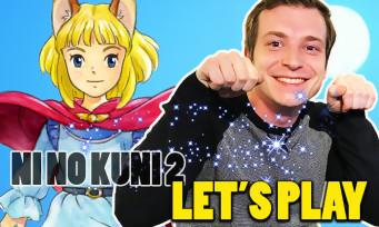 Ni No Kuni 2 : on y a rejoué et voici nos dernières impressions en vidéo avant le test