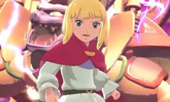 Ni No Kuni 2 : Evan part à l'aventure dans ce nouveau trailer bourré de charme
