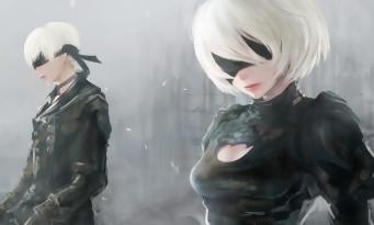 NieR Automata : un dernier trailer explosif avant la sortie du jeu